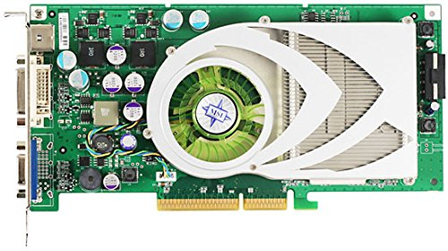 Photo - Geforce 7800GS 8X Agp VGA Card 256MB DDR3 Dvi Tv Out Nvidia