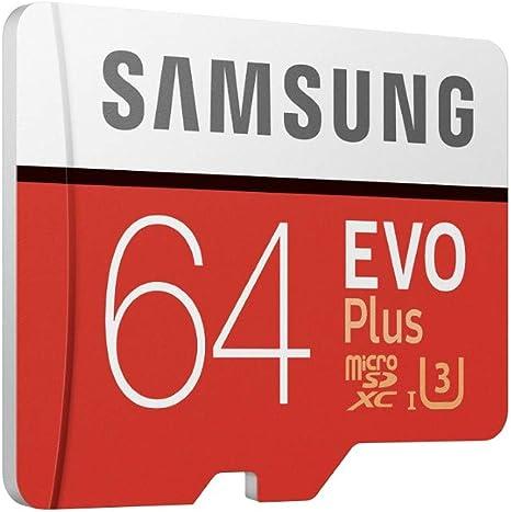 Samsung Evo Plus Micro Sdxc 64gb Up To 100mb Computers Accessories