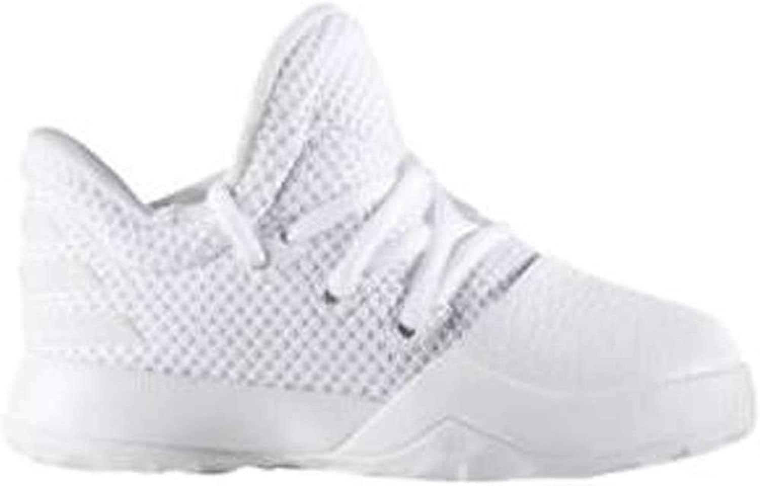 templo Ahora Iluminar  Amazon.com: adidas Harden Vol 1 Infant White/White Infant Shoes (BY3842):  Clothing