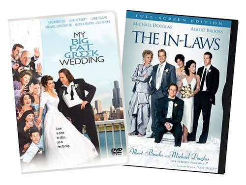My Big Fat Greek Commingling / The In-Laws (Full Screen Edition 2-Pack)