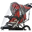 InStep Weather Shield Single for Swivel Wheel Jogger/Stroller