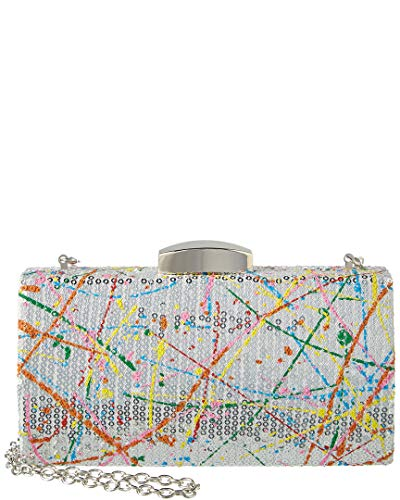 Sequined Clutch Pop Sondra Roberts Art vwx6tx7Hq