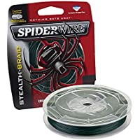 Spiderwire SCS15G-300 Stealth, 300-Yard/15-Pound, Moss Green
