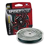 Spiderwire SCS65G-300 Stealth, 300-Yard/65-Pound, Moss Green