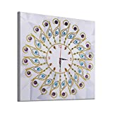 Sayolala DIY 5D Special Shaped Diamond Painting, Full Drill Rhinestone Embroidery Cross Stitch for Christmas Home Decor