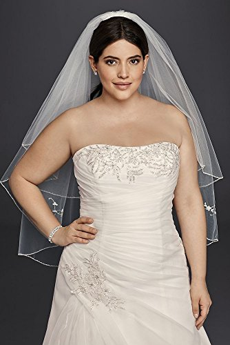 Since , David's Bridal has provided customers with great quality, selection, and value in wedding apparel. David's Bridal offers hundreds of affordable designer gowns in a range of sizes to accommodate virtually every bride-to-be and helps her stay under budget, too, with David's Bridal .