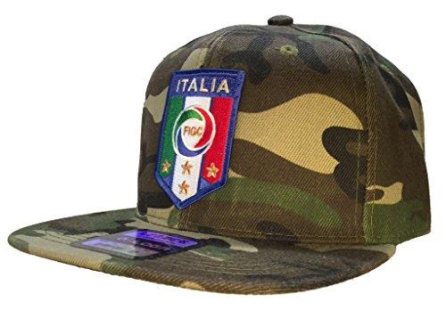 Italia National Football Team FIGC Hat Camo ()