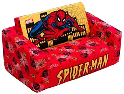 Amazon.com: Spider-Man Flip Out sofá: Baby