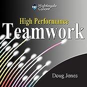 High-Performance Teamwork   Doug Jones