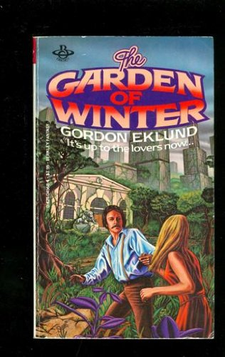 book cover of The Garden of Winter