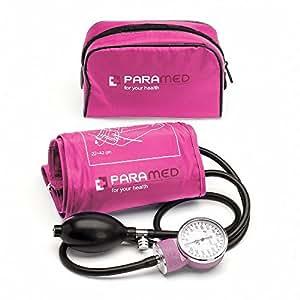 Amazon.com: Puños de presión arterial profesional manual ...