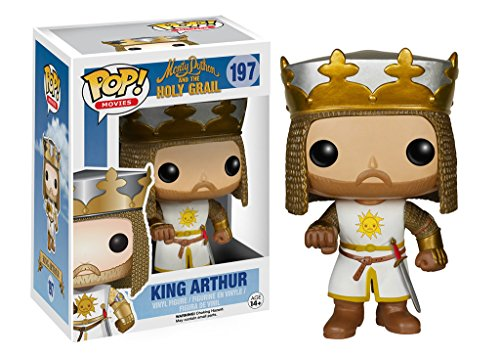Funko 5382 Pop Movies - Monty Python & The Holy Grail-King Arthur
