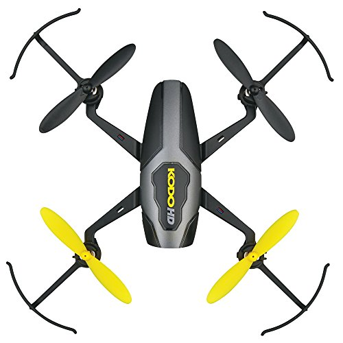 51Q3I-%2BZf7L Dromida KODO HD Ready-to-Fly Electric-Powered 106 mm Radio Controlled Drone with Integrated 1080p HD Digital Camera