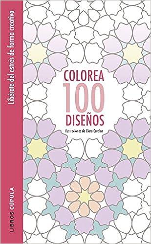 Descarga gratuita del libro de trabajo francés Colorea 100 Diseños ...