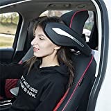sweetlife VALUE LUXURY PACKAGE-2PCS MINI NECK PILLOW+SUPPORT SIDES PILLOW Car Seat Headrest, The Best Neck Support Solution For Kids And Adults Car Travel Headrest