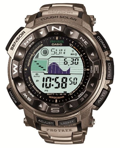 Casio Protrek Multiband6 Japanese Limited [ Prw-2500t-7jf for sale  Delivered anywhere in USA