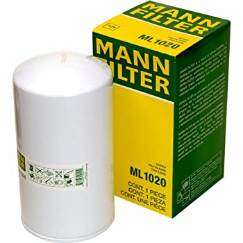 Mann fuel filters ml