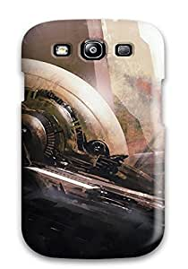 New Style 8962024K55021572 Snap-on Robot Case Cover Skin Compatible With Galaxy S3