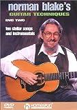DVD-Norman Blake's Guitar Techniques #2