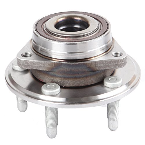 - ECCPP Replacement for Wheel Bearing and Hub Assembly for Cadillac CTS 2008-2015 Chevrolet Camaro 2010-2014 Wheel Hubs 5 Lugs W/ABS 513282