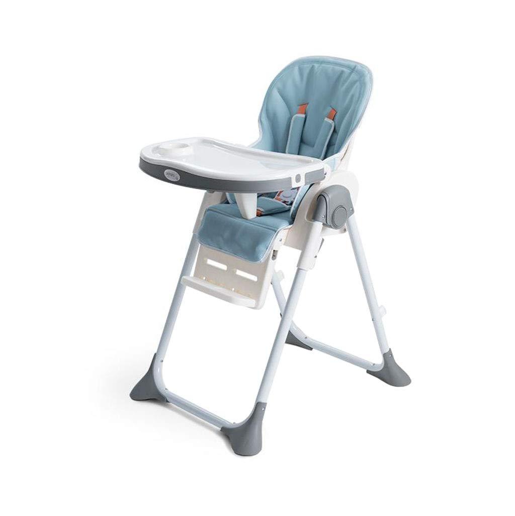 ベビーハイチェア 調節可能な折りたたみ式送り椅子安全ベルト   B07T4NH2T8