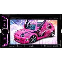 JVC KWV30BT 6.1-Inch LCD In-Dash Car Receiver with Bluetooth