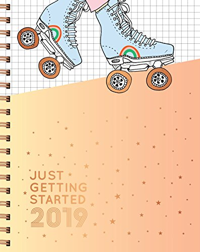 Just Getting Started 17-Month Large Planner 2019 [8