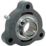 Single Lip Seal OD Narrow Inner Ring 1.85 47 mm 21.41 mm Outer Ring Peer Bearing FH204-20MM Insert Bearing 0.787 15 mm Inner Ring Spherical Outer Ring FH200-G Series 20 mm Bore ID Eccentric Locking Collar 47 Metric Non-Relubricable 20 mm
