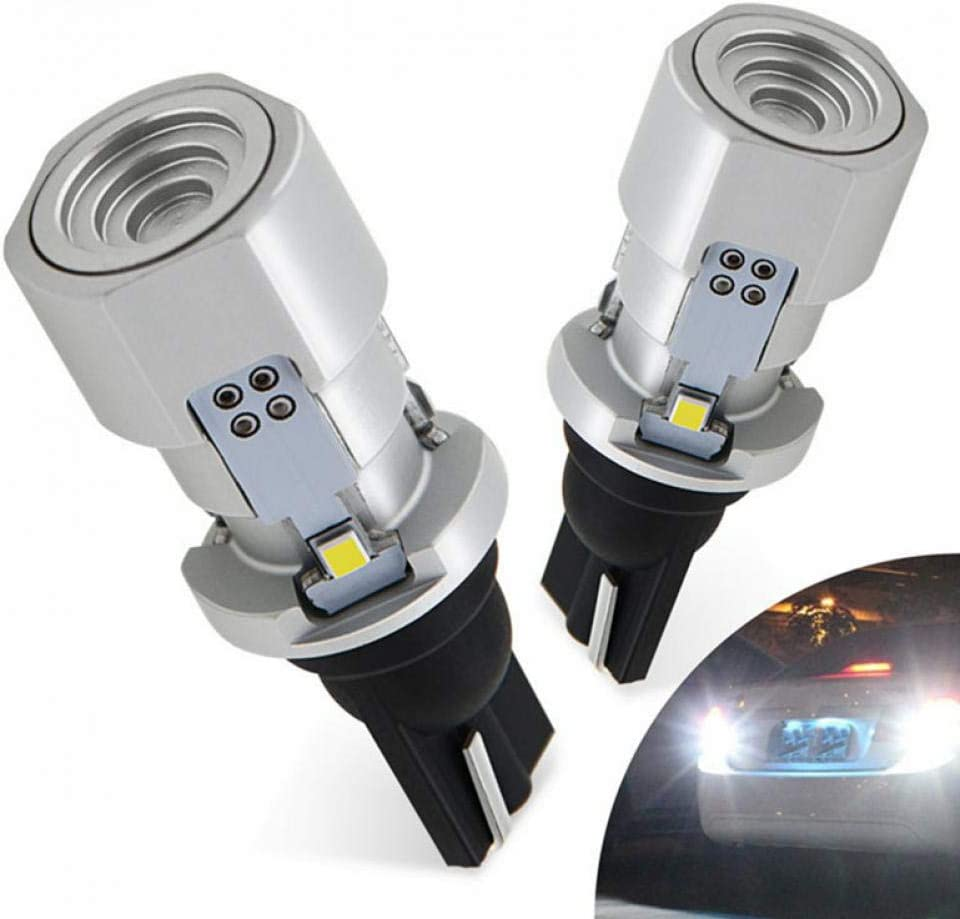 2pcs W16W T15 LED Bulb Canbus NO OBC Error LED Backup Reverse Light for Fiat Punto Grande Doblo Alfa Romeo 159 Giulietta Mito