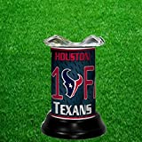 HOUSTON TEXANS TART WARMER - FRAGRANCE LAMP - BY TAGZ SPORTS