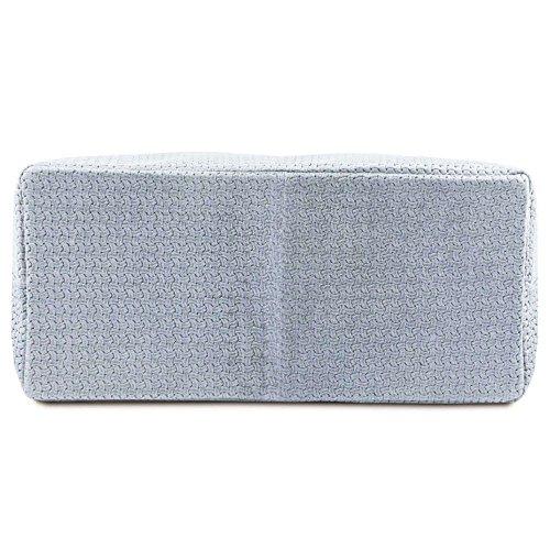 TUSCANY LEATHER TL141568, Borsa a spalla donna Blu blu compact