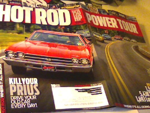 Hot Rod Magazine October 2012  Kill Your Prius  Drive Your Old Car Every Day  Biggest Ever  Your 1St 150 Hp Nitrous System   More