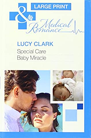 book cover of Special Care Baby Miracle