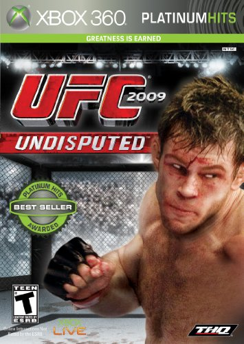 UFC Undisputed 2009 - Xbox 360 (Best Boxing Game Xbox 360)