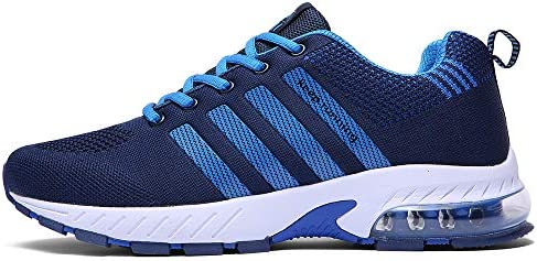 Ahico Men Women Running Shoes Tennis Shoe Air Cushion Lightweight Fashion Walking Shoes Sneakers Breathable Athletic Training Sport 2