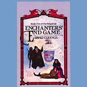 Enchanters' End Game Hörbuch