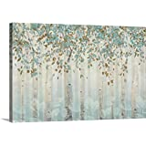 James Wiens Premium Thick-Wrap Canvas Wall Art Print entitled Dream Forest I