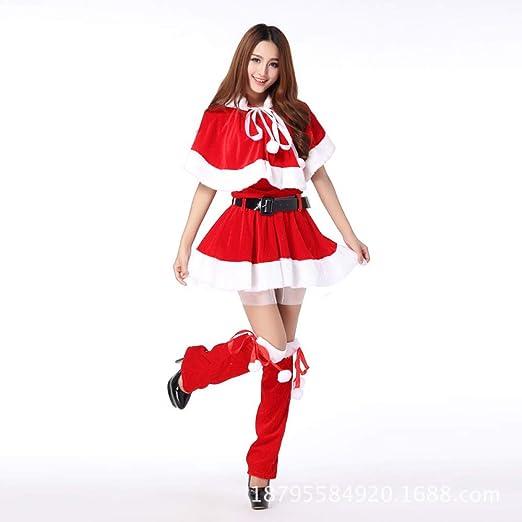 Shisky Disfraz de Navidad Adulto, Navidad Disfraz Chal Gato (s ...