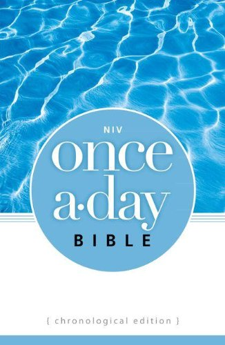 NIV, Once-A-Day Bible