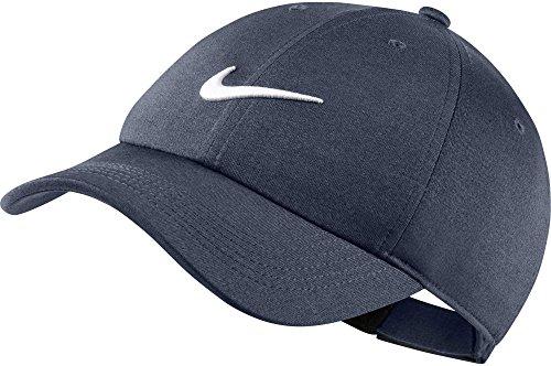 Nike Men's AeroBill Heritage86 Adjustable Hat (Thndr Blu/Thndr Blu/Wht)