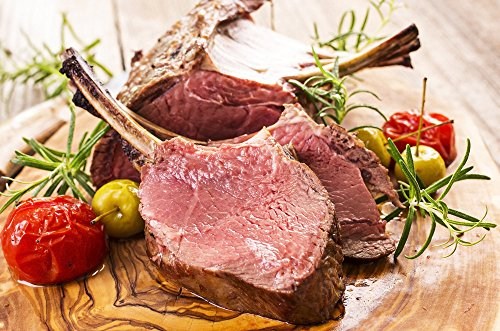 Cervena Venison, 8-Bone Frenched Rack (2 pack) by Cervena (Image #2)