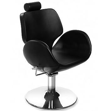 Fauteuil De Barbier Salon Coiffure Barbiers Chaise Esthetique Beaute Professionnel 205172 Amazonfr Hygiene Et Soins Du Corps