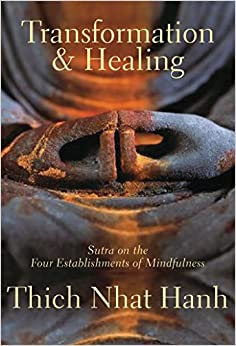 Book Transformation and Healing: Sutra on the Four Establishments of Mindfulness