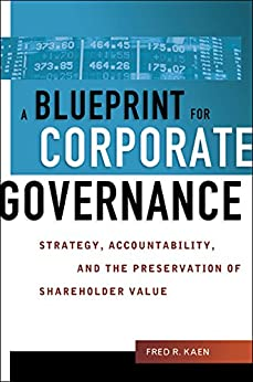 A blueprint for corporate governance term paper academic service a blueprint for corporate governance the hon minister of finance ii launch of corporate governance blueprint malvernweather Images
