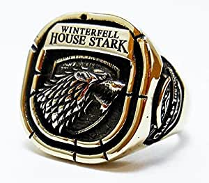 House of Stark Ring - Game of Thrones (11.5)
