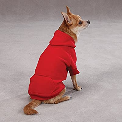 Zack & Zoey Basic Hoodie for Dogs by Zack & Zoey
