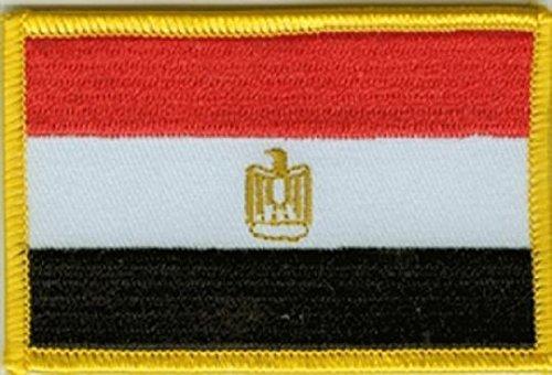 U24 toppa Egitto applicazione Patch
