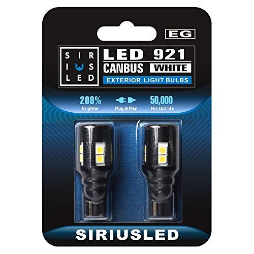 SIRIUSLED 921 LED Reverse