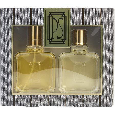 Paul Sebastian By Paul Sebastian -- Gift Set - 4 oz Cologne Spray + 4 oz After Shave for Men