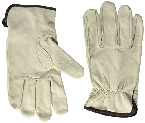 - Boss Gloves 4068L Premium Grain Leather Gloves, Tan